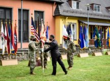 USAG Ansbach welcomes new commander