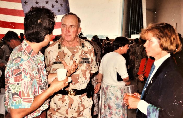 Thirty years Desert Storm – Ansbach community members look back