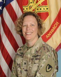U.S. Army Garrison Ansbach Command