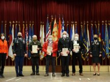 Career Service Recognition Ceremony at USAG Ansbach
