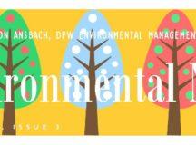 Environmental Newsletter – June 2021