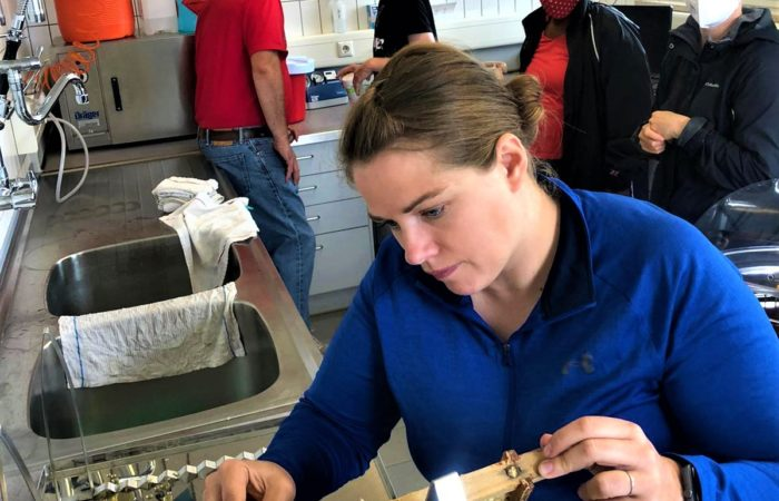 Bee keeper class a hit in Ansbach community