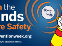Fire Prevention Week: Learn the sounds of fire safety